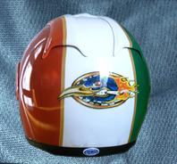 Casco Bandiera