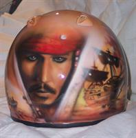 Casco Pirati