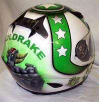 Casco Goldrake