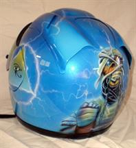 Casco Iron Maiden